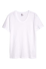 T-shirt - White - Men | H&M CN 3